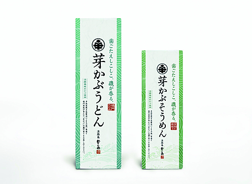 CL:Hirano Seimenjo_Mekabu Somen_package
